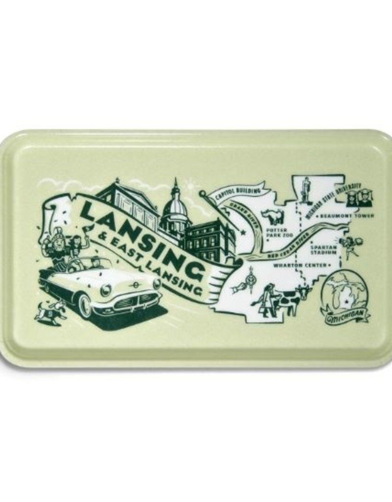 EAST LANSING TRAY