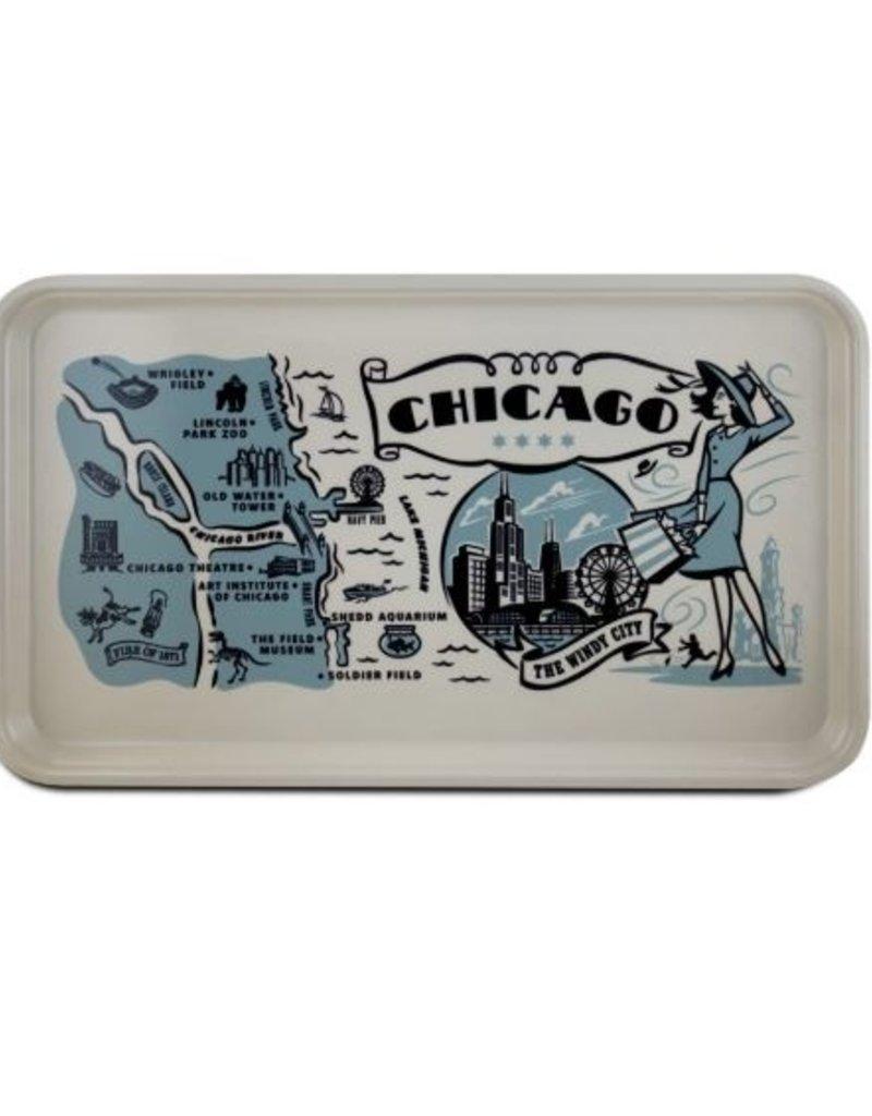 CHICAGO TRAY