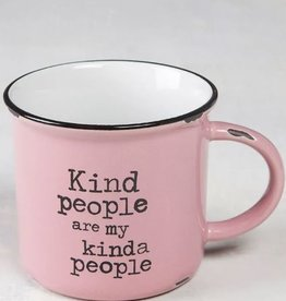 NATURAL LIFE KIND PEOPLE MUG