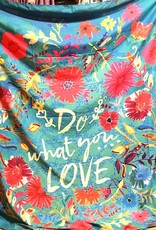 NATURAL LIFE DO WHAT LOVE TAPESTRY