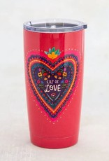 NATURAL LIFE CUP OF LOVE TUMBLER