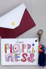 NATURAL LIFE CARD HOLDER CHOOSE HAPPY
