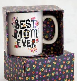 NATURAL LIFE BEST MOM EVER BOXED MUG