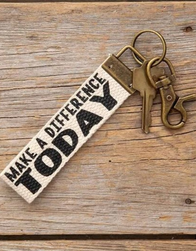 NATURAL LIFE MAKE A DIFFERENCE TODAY KEY FOB