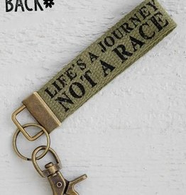 NATURAL LIFE LIFE'S A JOURNEY KEY FOB
