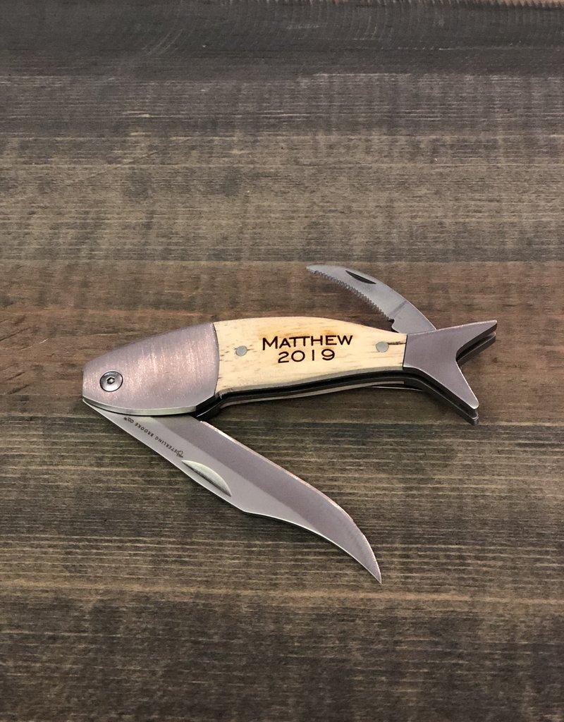 STERLING BROOKE FISH KNIFE MATTHEW 2019