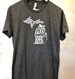 MIDWEST SUPPLY CO DRINK GOOD MICHIGAN BEER TEE