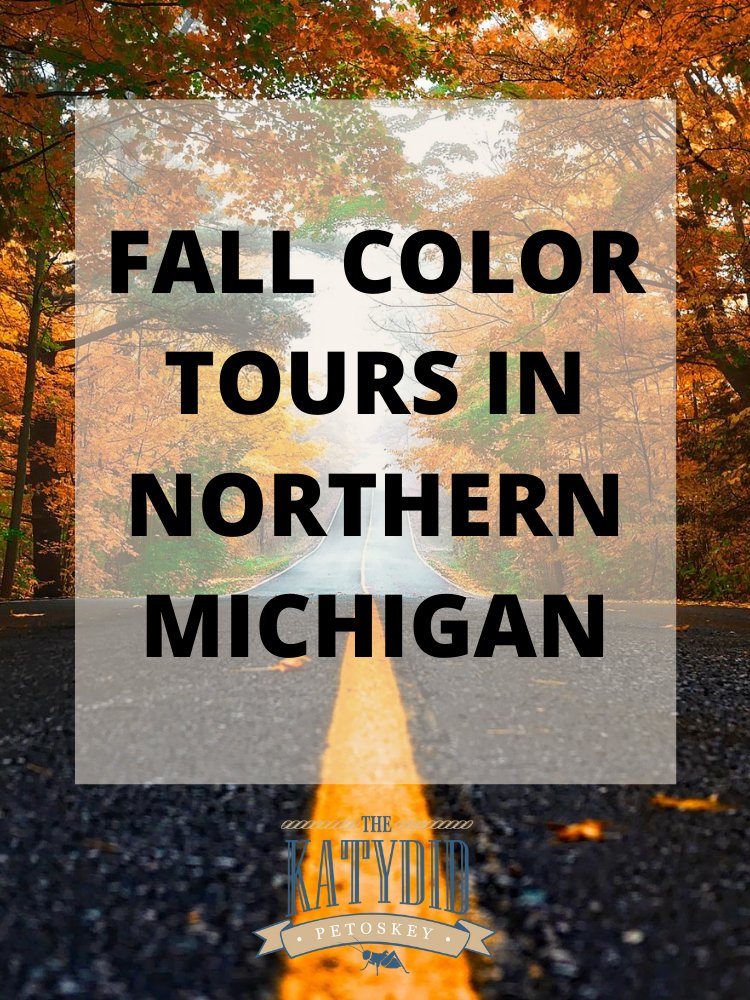 Fall Color Tours in Northern Michigan