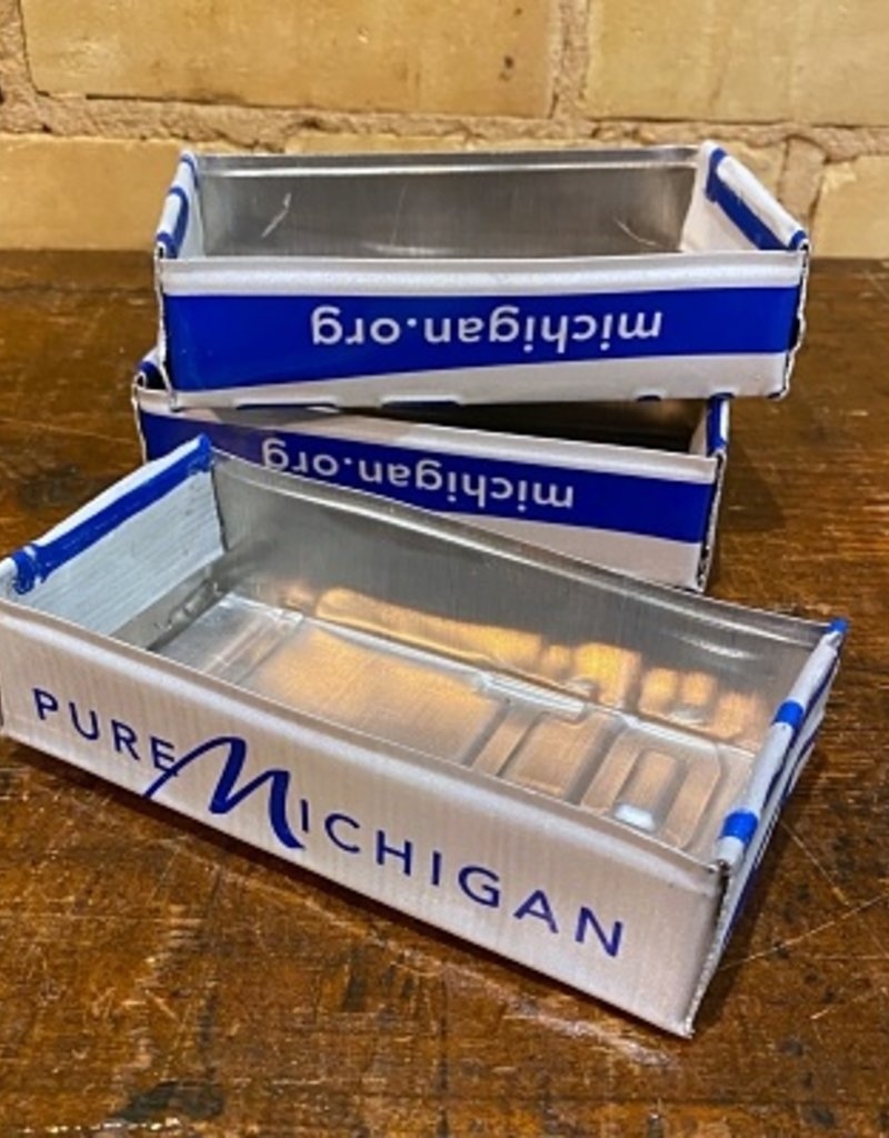MICHIGAN LICENSE PLATE BOX