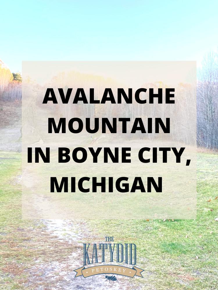 Avalanche Mountain in Boyne City