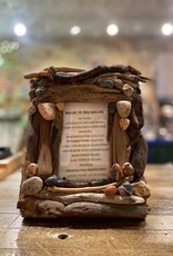 DRIFTWOOD & MICHIGAN STONE FRAME 9