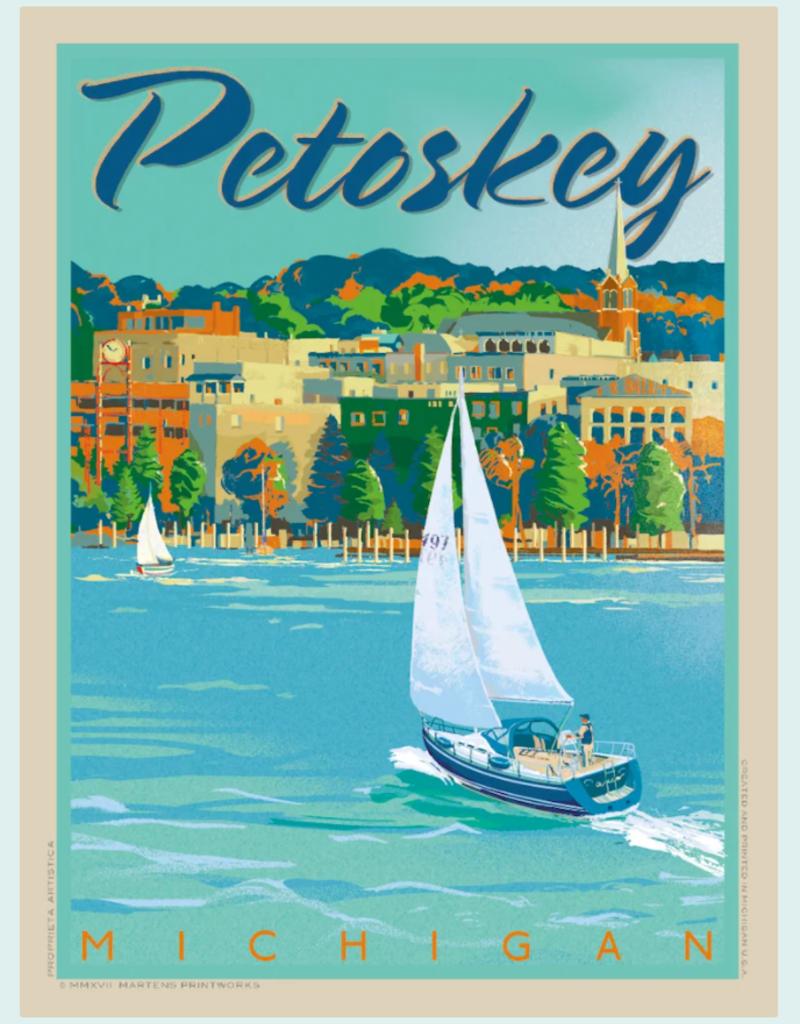 PETOSKEY LITHOGRAPH