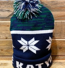 PERSONAL GRAPHICS KNIT CAP THE KATYDID