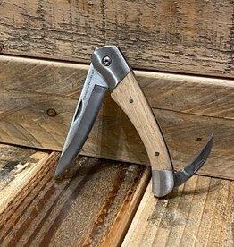 CLASSIC POCKET KNIFE- NATURAL FINISH