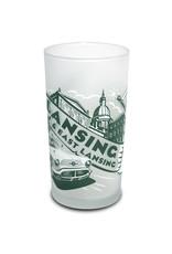 LANSING/EAST LANSING FROSTED GLASS