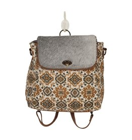 ANCIENT ART SHOULDER BAG