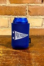 MIDWEST SUPPLY CO MICHIGAN PENNANT CAN KOOZIE