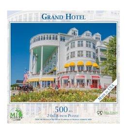 GRAND HOTEL PUZZLE 500 PIECE PUZZLE