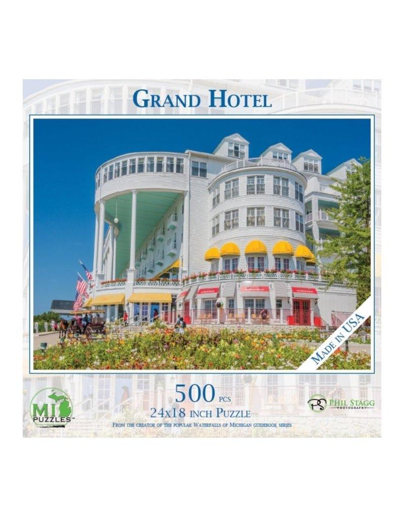 GRAND HOTEL 500 PIECE PUZZLE