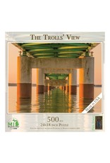 TROLL'S VIEW 500 PIECE PUZZLE
