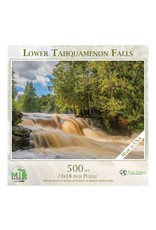 TAHQUAMENON LOWER FALLS 500 PIECE PUZZLE