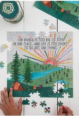WORLD IS BIG CHIRP PUZZLE