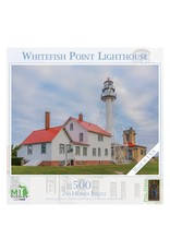 WHITEFISH POINT 500 PIECE PUZZLE