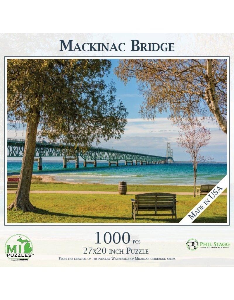 MACKINAC BRIDGE 1000 PIECE PUZZLE