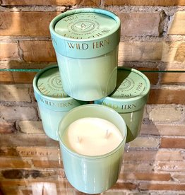 7 OZ WILD FERN CANDLE