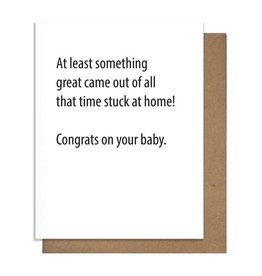 SOMETHING GREAT GREETING CARD