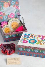 BRIGHT FLORAL HAPPY BOX