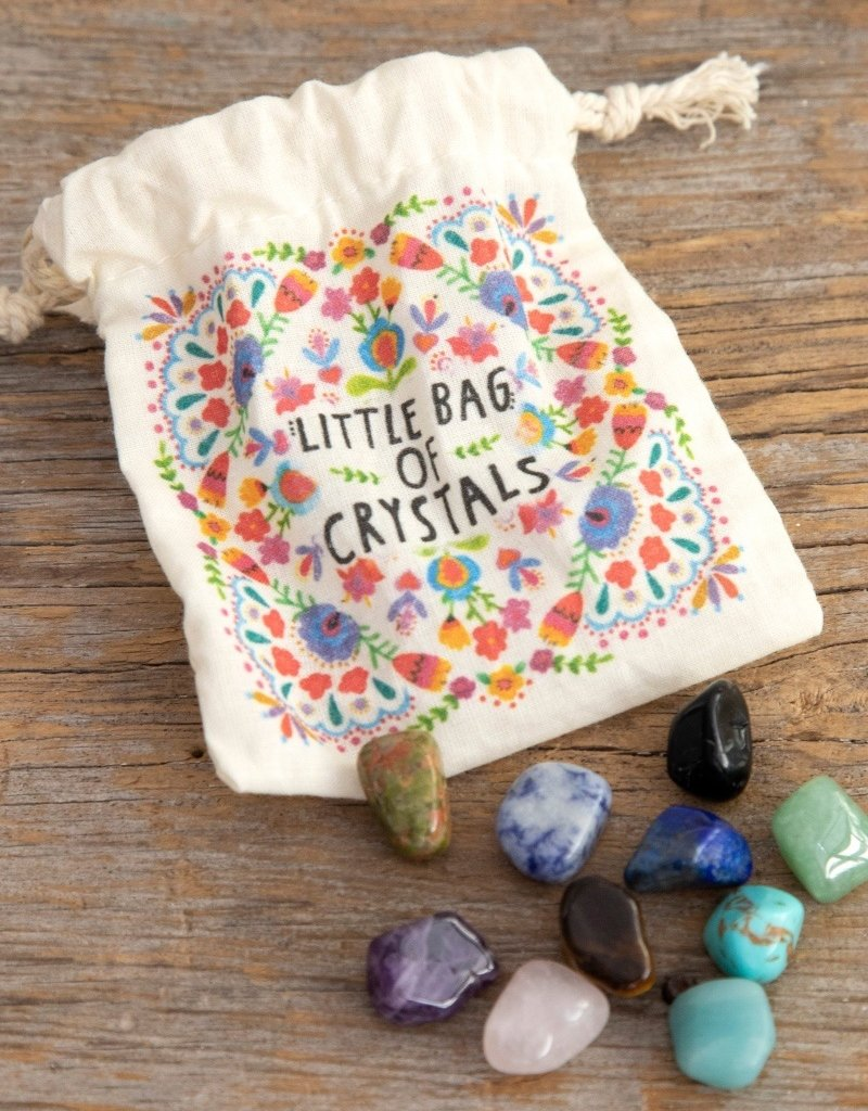 LITTLE BAG OF CRYSTALS
