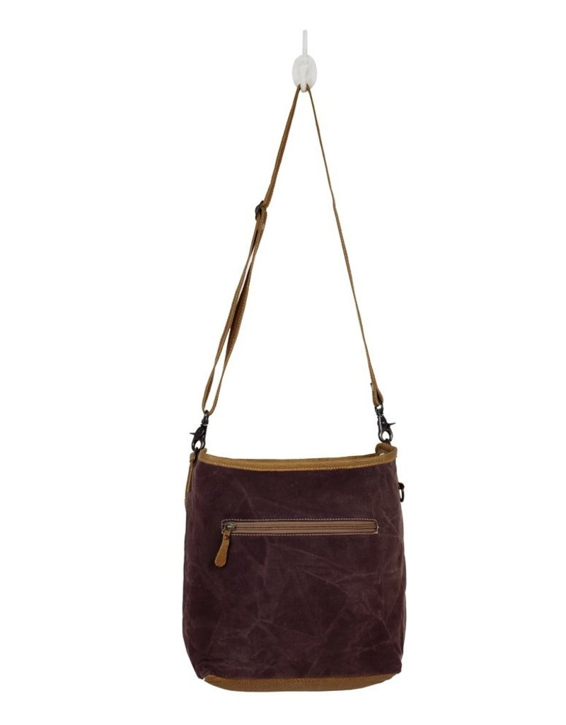 BRANDISH SHOULDER BAG