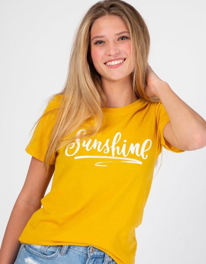 SUNSHINE PERFECT TEE