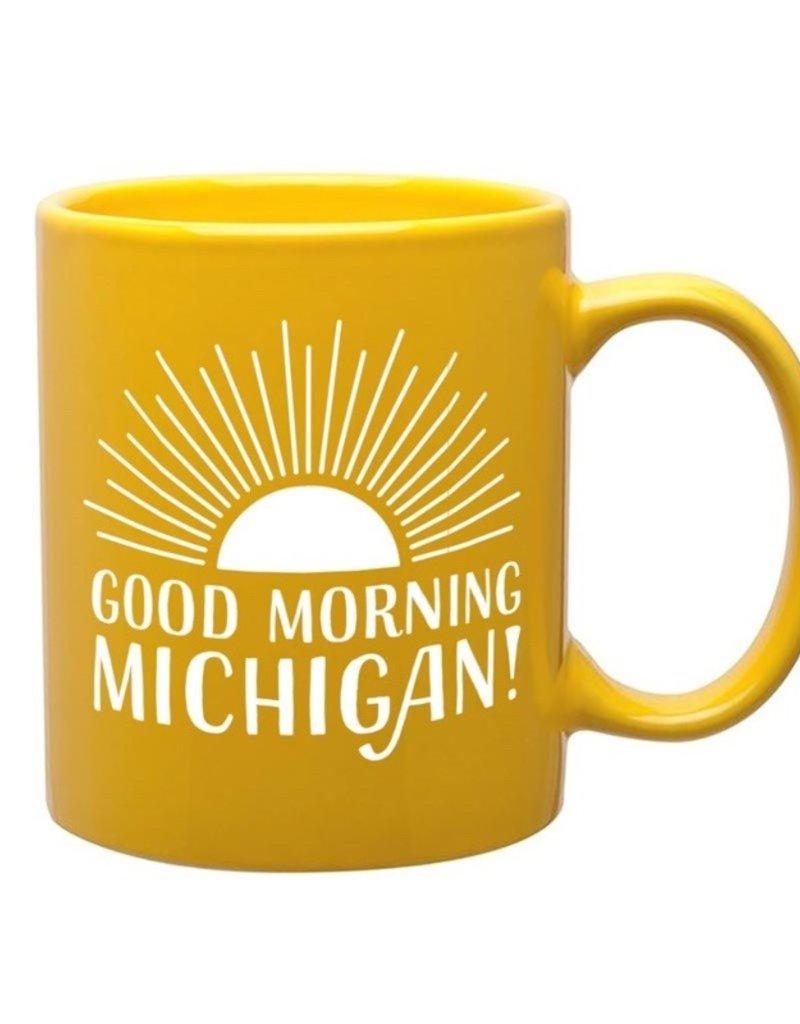 GOOD MORNING MICHIGAN MUG