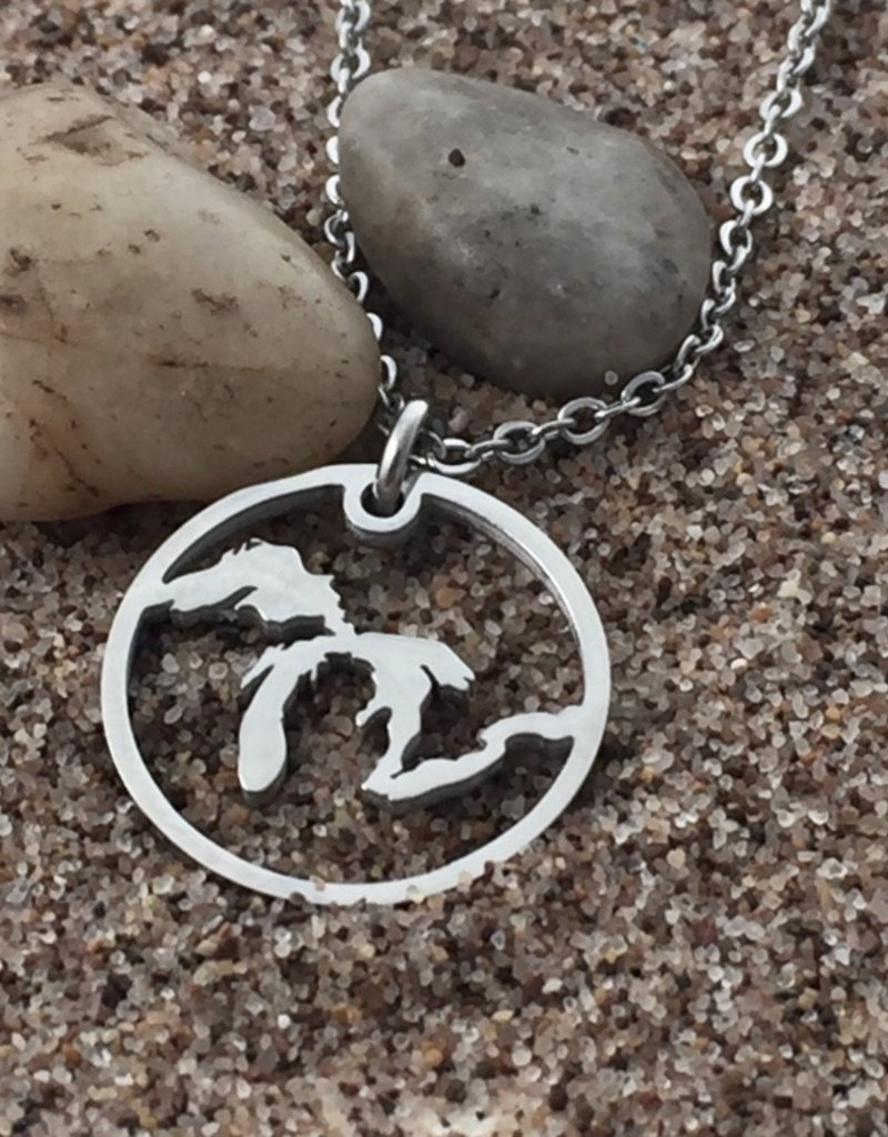 BE INSPIRED GREAT LAKES NECKLACE