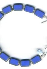 TRILOGY BRACELET 1 STRAND-MULTIPLE COLORS