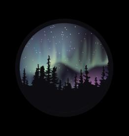 NORTHERN LIGHTS STICKER
