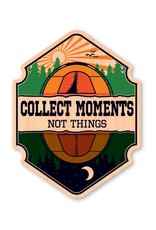 COLLECT MOMENTS-WOOD STICKER
