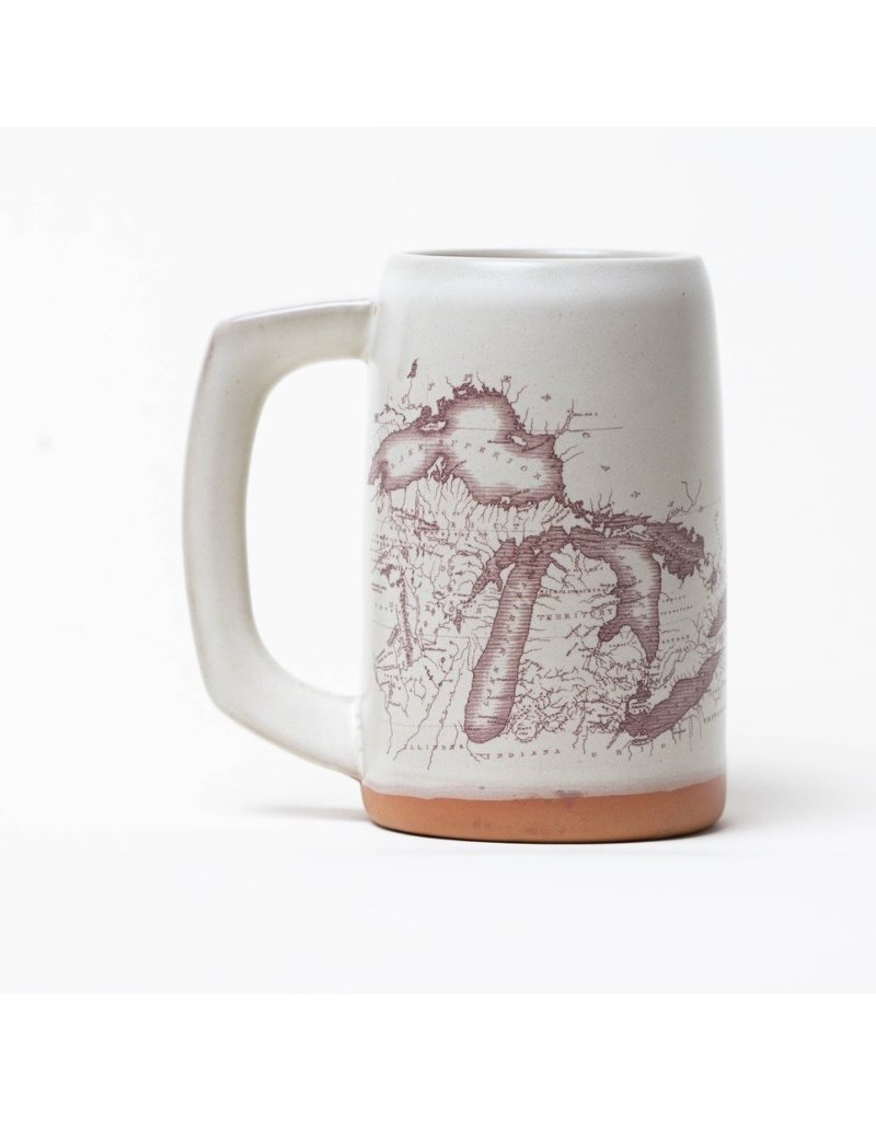 GRAYLING CERAMICS BEER STEIN-SEVERAL OPTIONS AVAILABLE