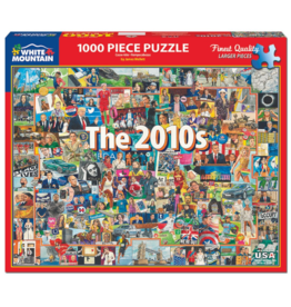 THE 2010S PUZZLE