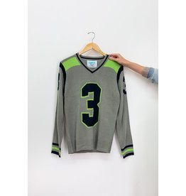 Tribute Sweaters Seattle Grey Sweater #3