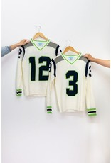 Tribute Sweaters Seattle White Sweater #3