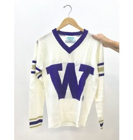 Tribute Sweaters UW Gold Sweater