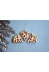 8 Oak Lane Pizza Ornament
