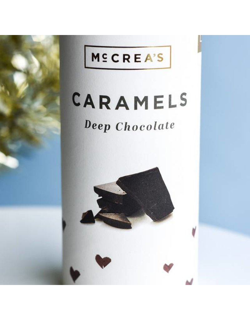 McCrea's Candies Deep Chocolate Tall Tube