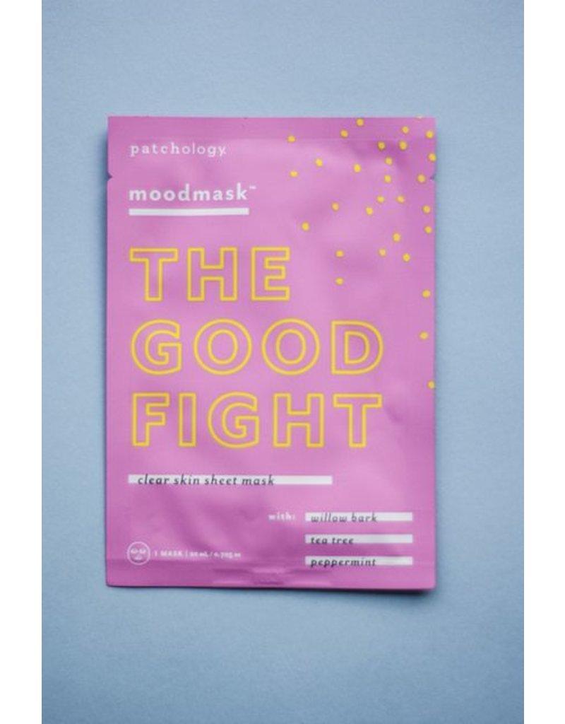 Patchology Professional Moodmask - The Good Fight