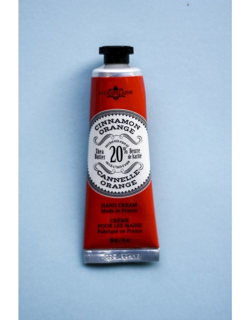 La Chatelaine Cinnamon Orange Hand Cream