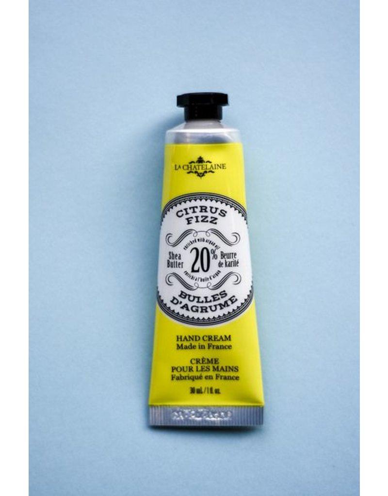 La Chatelaine Citrus Fizz Hand Cream
