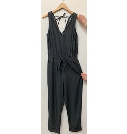 Dex Charcoal Wash Jumpsuit